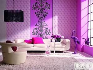 Wohnzimmer Tapeten Design : wohnideen tapeten wohnzimmer ~ Sanjose-hotels-ca.com Haus und Dekorationen