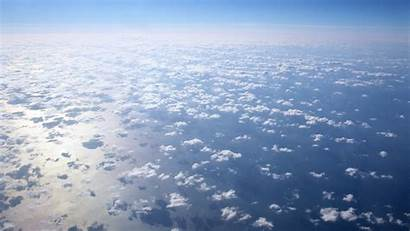 Clouds Above Sky Background Wallpapers Baltana Resolution