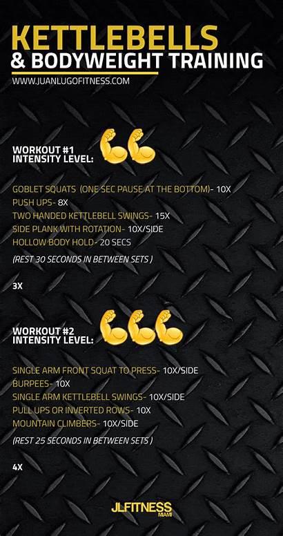 Kettlebell Workouts Workout Training Juanlugofitness
