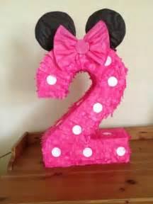 doc mcstuffins birthday piñata número 2 inspiración de ratón de minnie