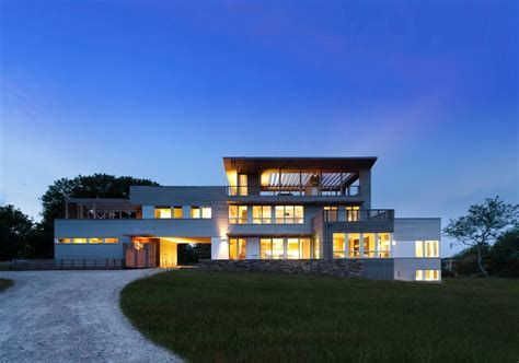 Fishers Island House by Resolution: 4 Architecture, New