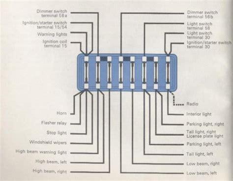 vw wiring diagrams  wiring diagram