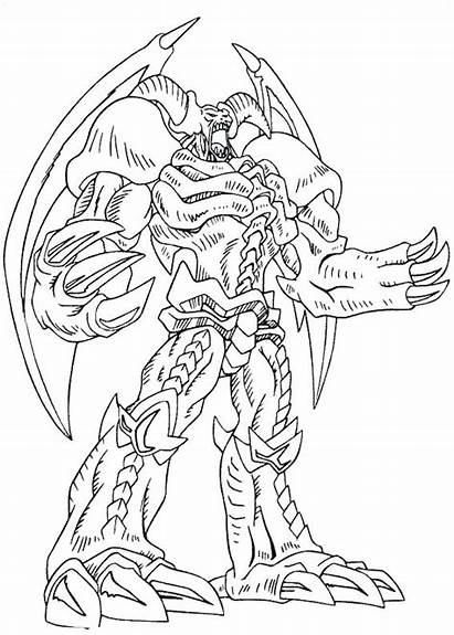 Coloring Pages Dark Magician Yugioh Getcolorings Sheets