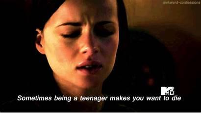 Jenna Awkward Hamilton Akward Gifs Quotes Teenagers