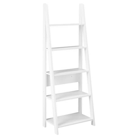 Ladder Bookcase Uk by Tiva Ladder Bookcase