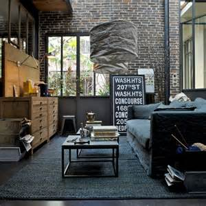cool home interior designs cool industrial living room ideas
