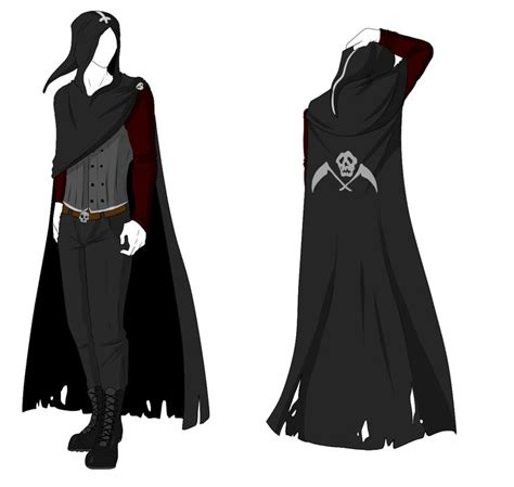 1000 Ideas About Grim Reaper Drawings On Pinterest