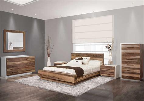 chambre de nuit moderne chambre a coucher moderne en bois rellik us rellik us