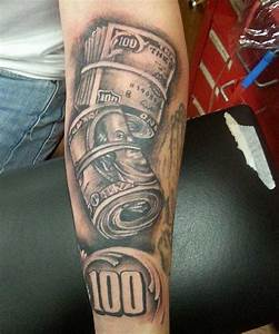Best 24 Money Tattoos Design Idea For Men and Women ...