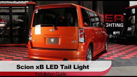 2003-07 Scion Xb Led Tail Lights