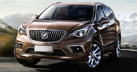 2018 Buick Envision  Review, Price, Specs, Release Date