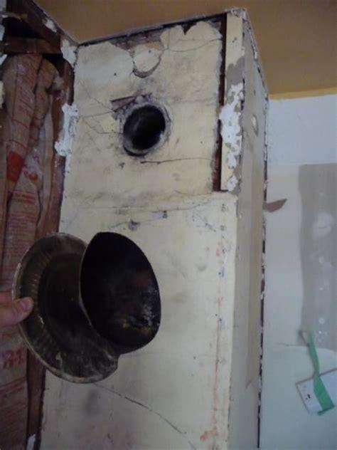 fill hole  service chimney doityourselfcom community forums