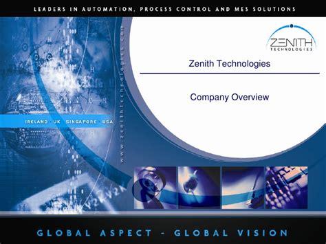 Company Overview Presentation