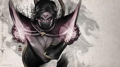 Templar Assassin Dota Kb Character Wallpapers Elder