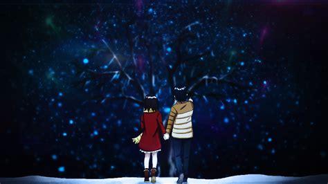 Erased Anime Wallpaper - erased tree hd wallpaper background image 1920x1080