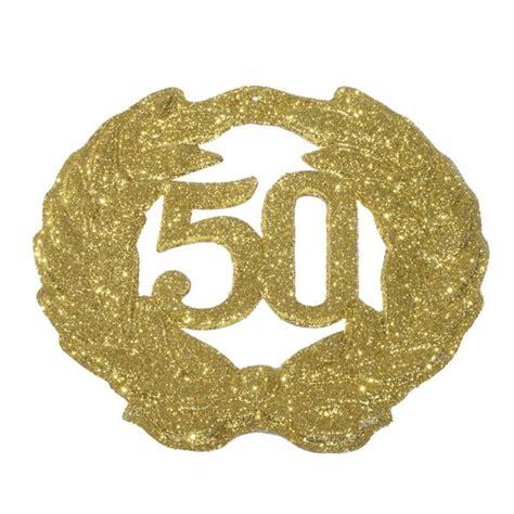d 233 co 224 chiffre 50 ans de mariage d 233 coration dor 233 e noces d or