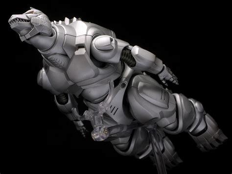 Review Shmonster Arts Ux0293 Mecha Godzilla, No39