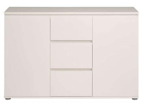 appareil de cuisine enfilade 2 portes 3 tiroirs neo coloris blanc vente de