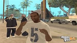 CJ Em HD Do GTA 5 Para GTA San Andreas Mods GTA San Andreas