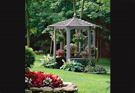 Backyard Structure Ideas by Gorgeous Garden Structures