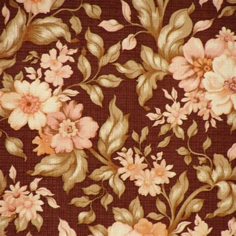 design vinyl wallpaper with floral design by mura vinyl