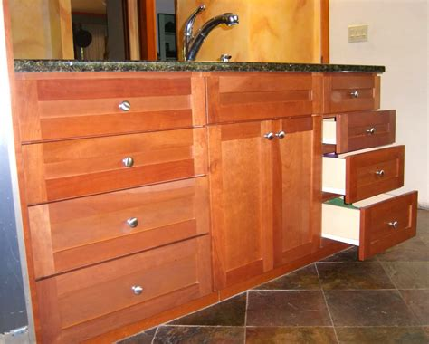 kitchen cabinet drawers pdf diy plans cabinets with drawers plans a desk