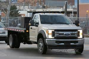 2017 Ford F-450 Cab and Chassis