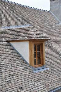 Lucarne De Toit : lucarne capucine en ch ne french house restoration ~ Melissatoandfro.com Idées de Décoration