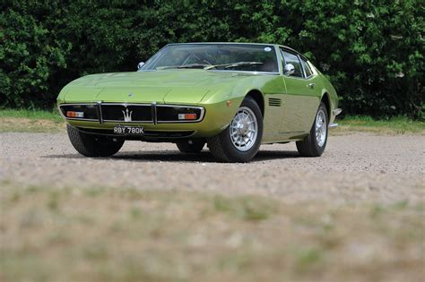 Maserati Collection by 6 Pack Rm Sotheby S Lands Maserati Collection