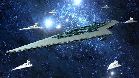 Star Destroyer Executor 3d Model