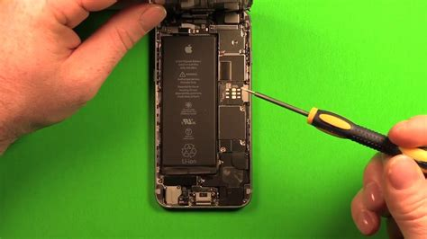 iphone  battery replacement guide   scanditech