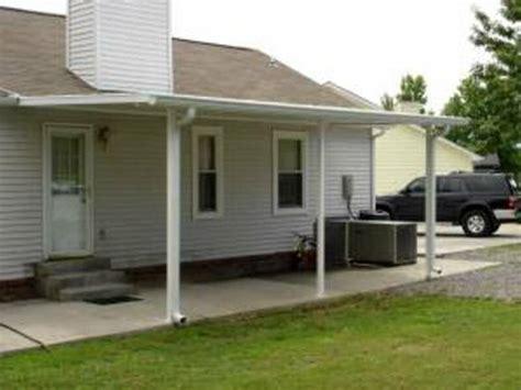 aluminum patio covers home depot