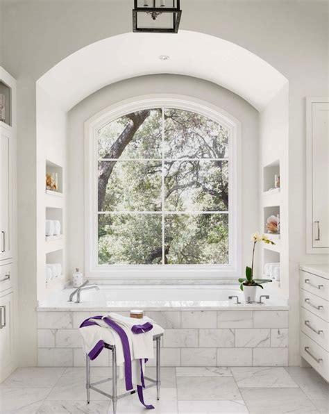 alcove bathtub transitional bathroom ryan street
