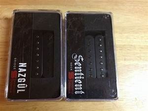 Seymour Duncan Nazgul  U0026 Sentient 7 String Set Uncovered