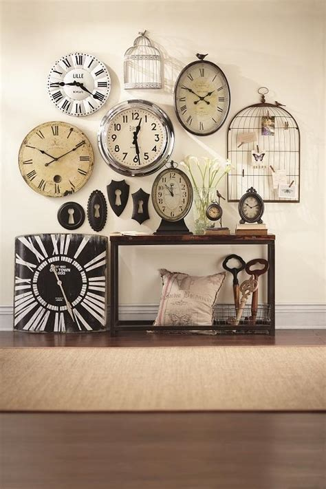 How To Decorating Clocks by Timely Tips For Decorating With Clocks