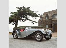 Jaguar SS100 3 12; Litre, 1938 Automobiles Pinterest