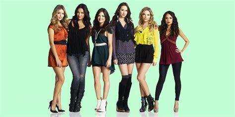 pretty liars resume pretty litlle liars elenco resume as seis temporadas em