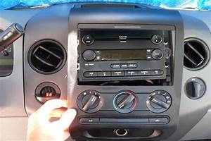 Ford F150 F250 How To Install Car Stereo
