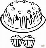 Cupcakes Coloring Cupcake Colorear Colorir Dibujos Colorare Ausmalbilder Disegni Babeczki Magdalenas Desenhos Ausmalbild Cup Immagini Nachtisch Kolorowanka Zum Dibujo Cakes sketch template