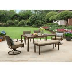 better homes and gardens lynnhaven park patio furniture collection walmart