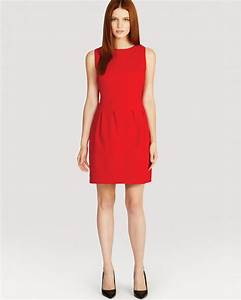 Miller Dress Size Chart Coast Dress Matilda In Red Lyst