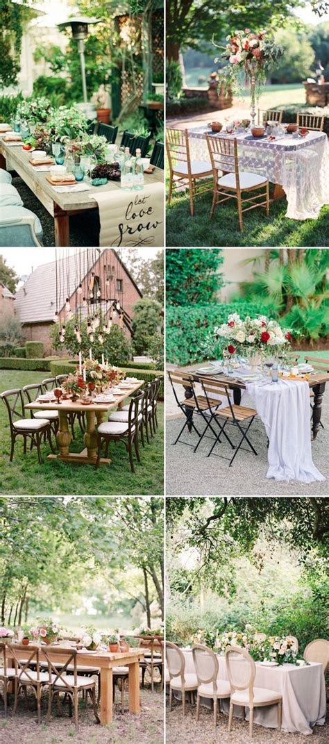 best 25 backyard wedding receptions ideas on pinterest backyard wedding reception ideas backyard ideas