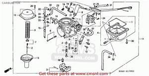 Honda Cn250 Helix 1991  M  England Mph Carburetor