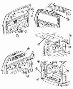 2007 Dodge Nitro Parts Catalog