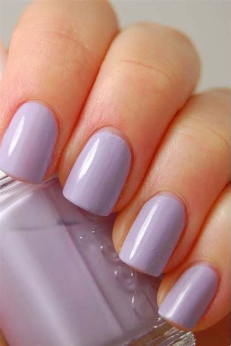 dreamy pastel nail polish colors   springtime