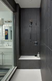 gray tile bathroom ideas gray large shower tiles walk in shower ideas glass door contemporary bathroom design