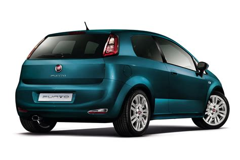 Punto Fiat by 2012 Fiat Punto Gets 85hp 0 9 Liter Twinair And 1 3