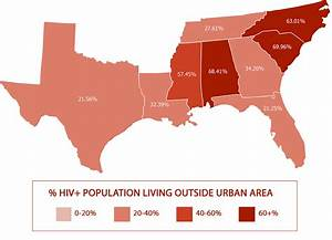 CDC HIV Prevention Funding Fails to Keep Pace with U.S ...