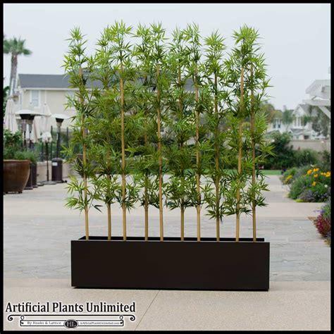 artificial bamboo uv resistant artificial outdoor bamboo