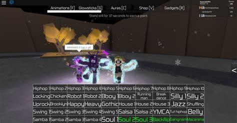 roblox mocap dancing auras